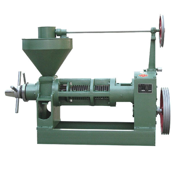 New automatic commercial cold flaxseed olive oil screw press machine for small business