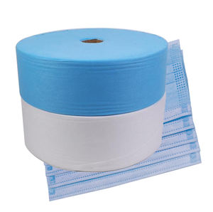 Layers High Qualityproduction 4 Layers Of Polypropylene For Disposable Masks Non-Woven Melt-Blown Fabric And Can Be Shipped Quickly