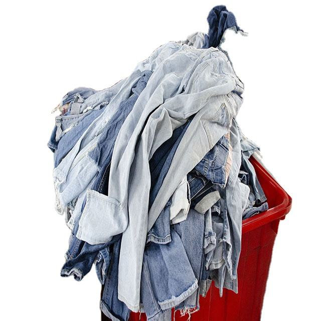Top Quality used jeans second hand clothing used clothes for export
