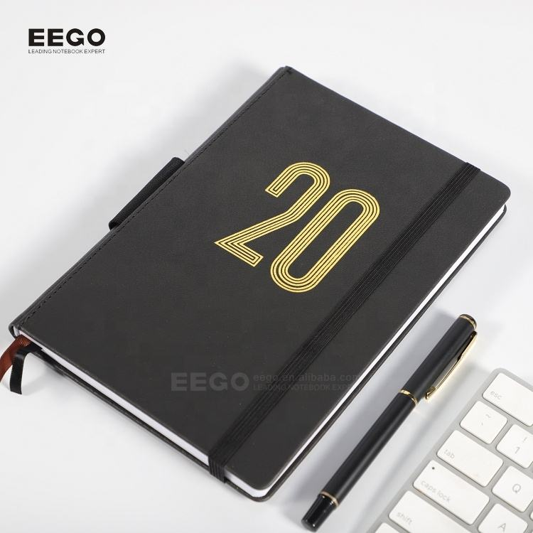 Diary agendas 2019 planner a5 executive note books gift and pen set