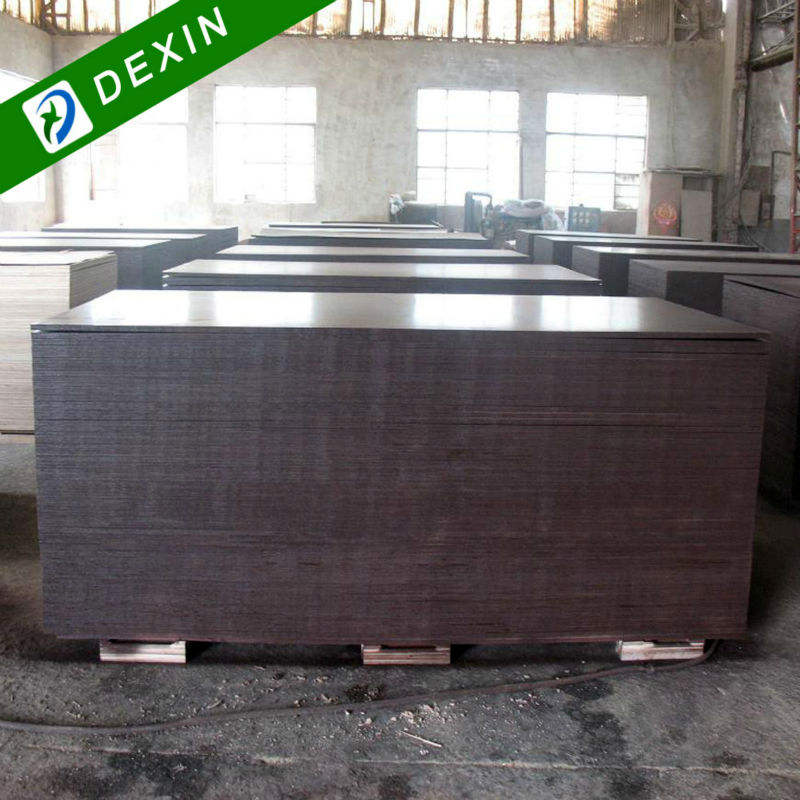 Formwork Plywood/Concrete Form Plywood Made in Linyi Factory