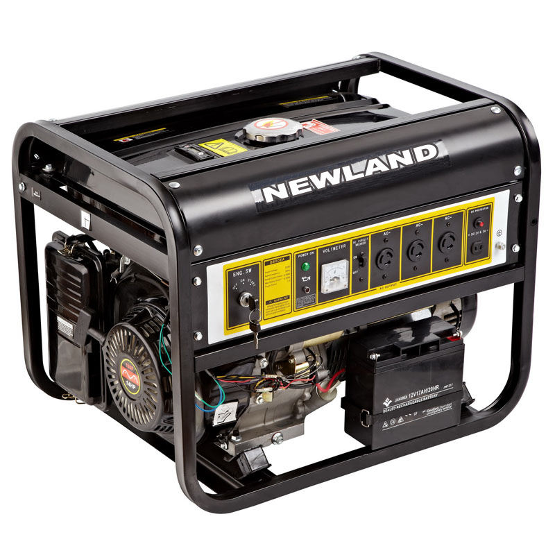 Newland 4.5Kw Small Portable King Max Power Gasoline Generator