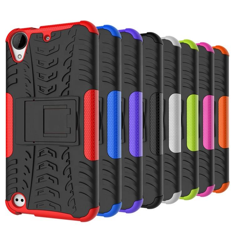 flip cover case for htc desire 530 shockproof tpu case for HTc desire 530