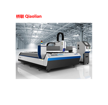 3015 4020 6015 6020 8025  CNC fiber laser cutting machine single table for steel