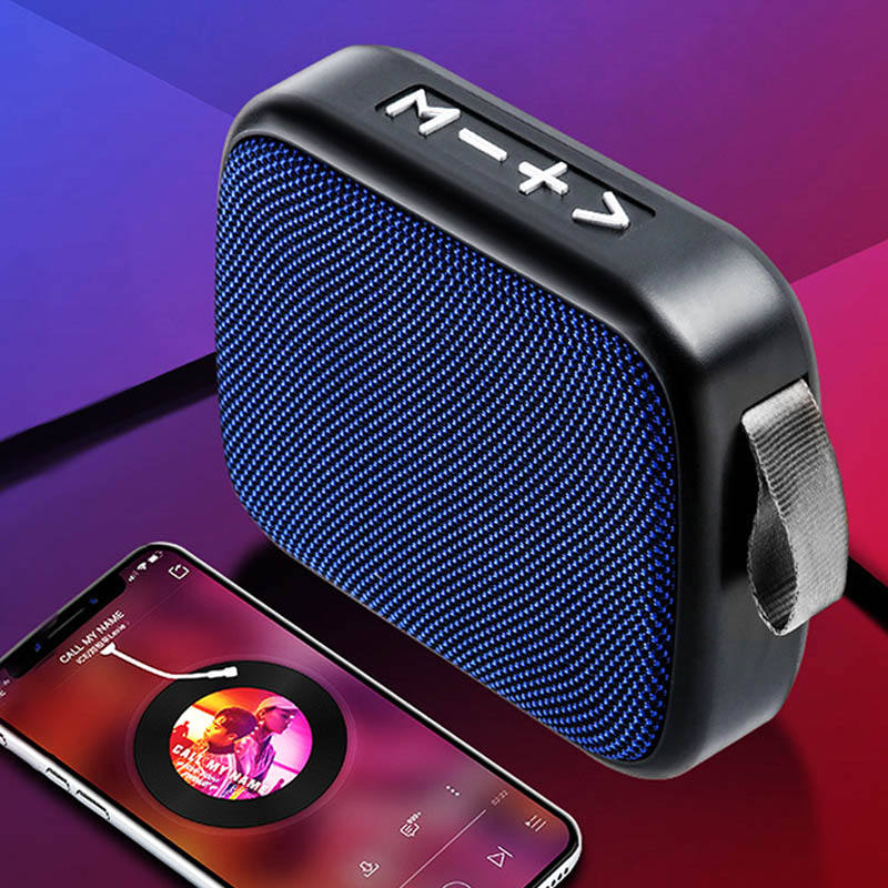 Portable Speaker Wireless 10 Years Oem Manufactory Mobile Phone Accessories Car Mini Subwoofer Dj Amazon Top Seller Speaker Box