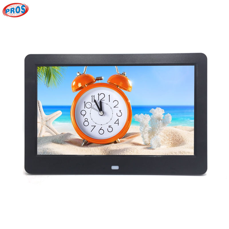 photo editing software free download video loop touch screen wifi digital picture photo frame --Touch screen
