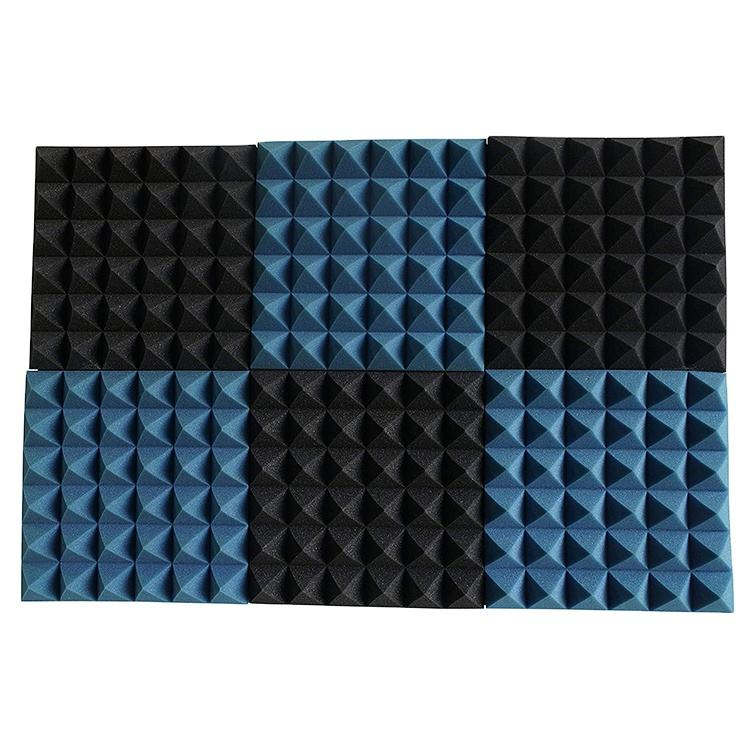 Factory Outlet Classical Sound Acoustic Foam Panels Sheet For office