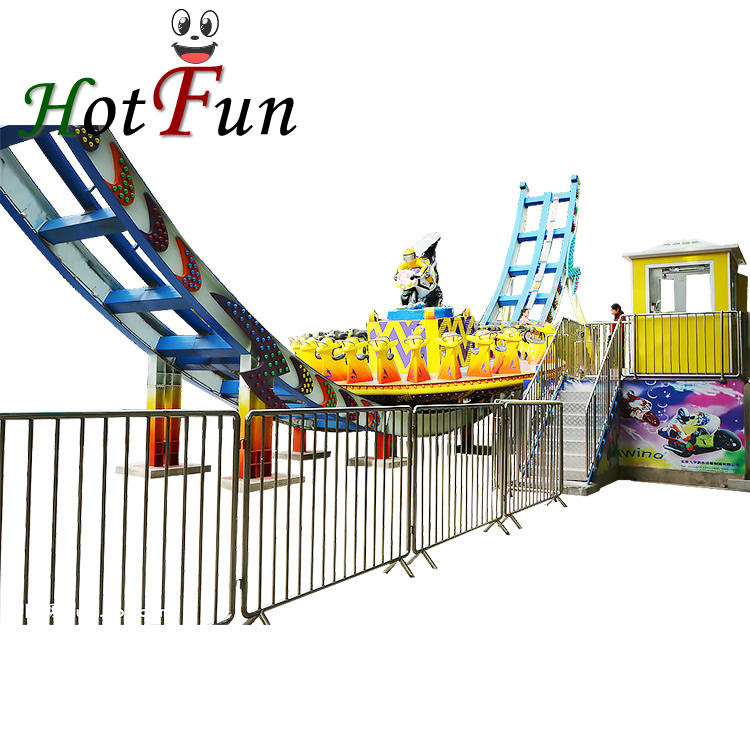 Manege amusement park small amusement rides import from china amusement park games ufo ride