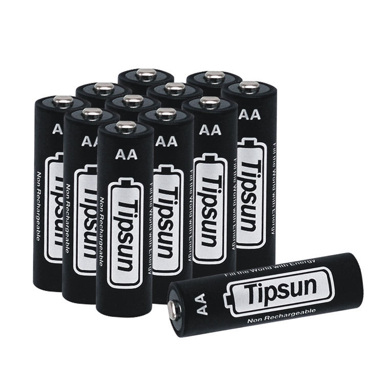 high quality 1.5v aa fr6 2900mah lithium battery for digital camera