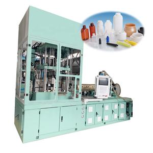China taizhou one step injection stretch blow molding machine for PET bottle blowing molding