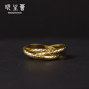New fashion girls 14k gold plated jewelry manufacturers ring sets