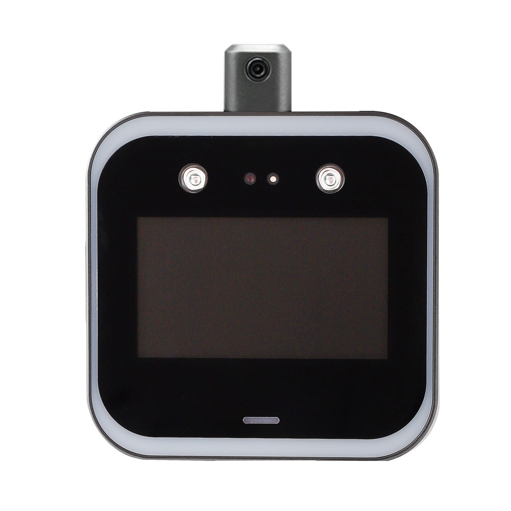 Non Contact Biometric Face Recognition Time Attendance Door Access Control System Device