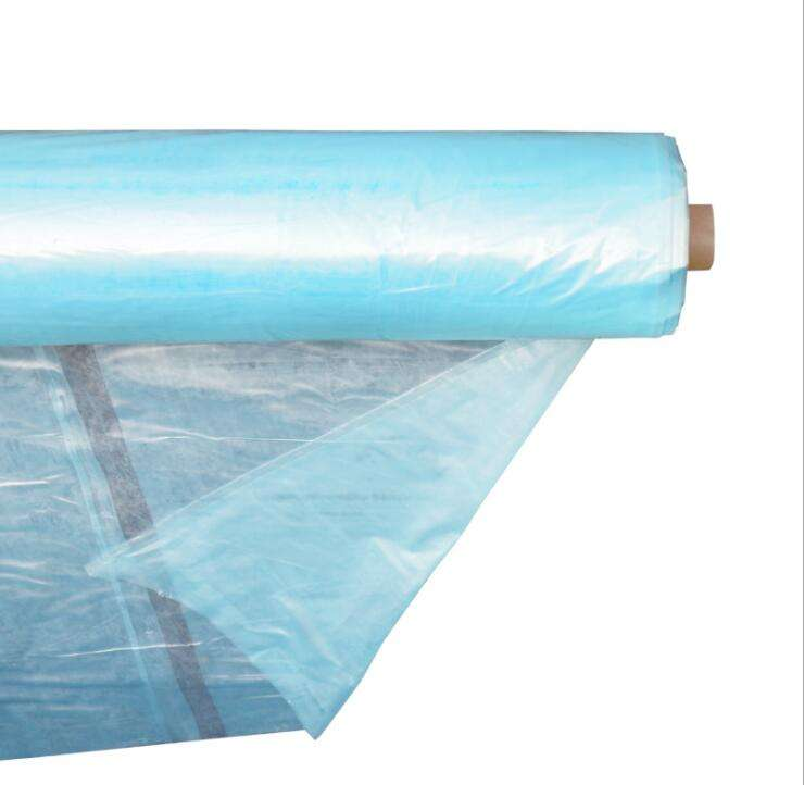 high quality Tunnel Greenhouse Greenhouse Clear Plastic Film Polyethylene Covering plastic greenhouse film for agriculture