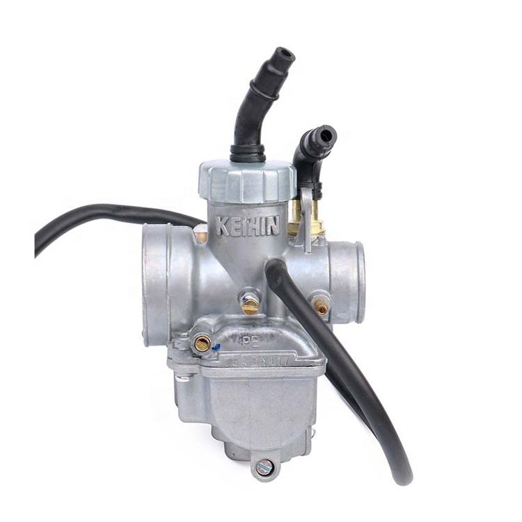 motorcycle PE24 engine part Carburetor 24mm racing motorcycle carburetor atv for racing ATV Go kart motorcycle parts