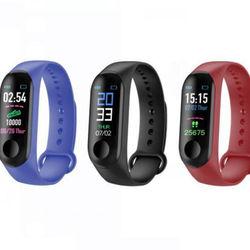 New M3 Smart Bracelet M3 Smart Men's and Women's Watch Waterproof Bluetooth Pedometer Multifunctional Sports Bracelet