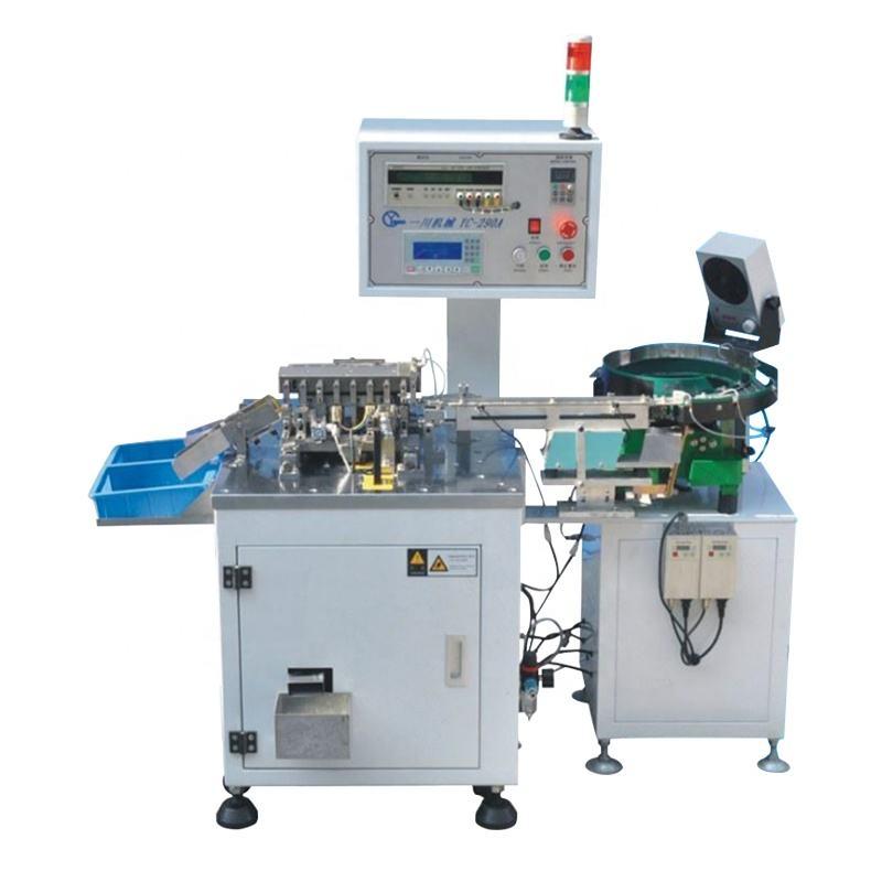 YICHUAN, hábil fabricación flexión radial obul máquina de corte de plomo a granel