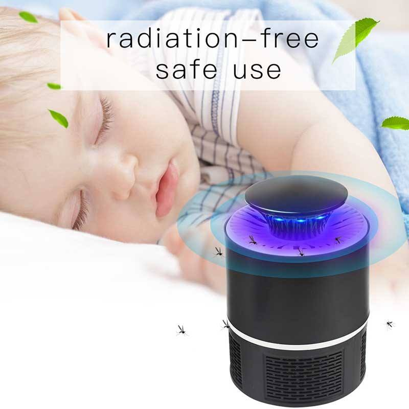 Amazonトップ販売2019 Anti Mosquito Products Electronic Flying Insect Pest Repeller Mosquito Killer Trap Lamp