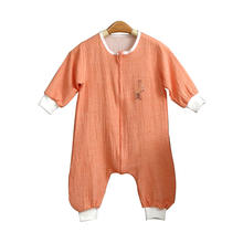 2019 summer thin section cotton double gauze newborn baby+rompers