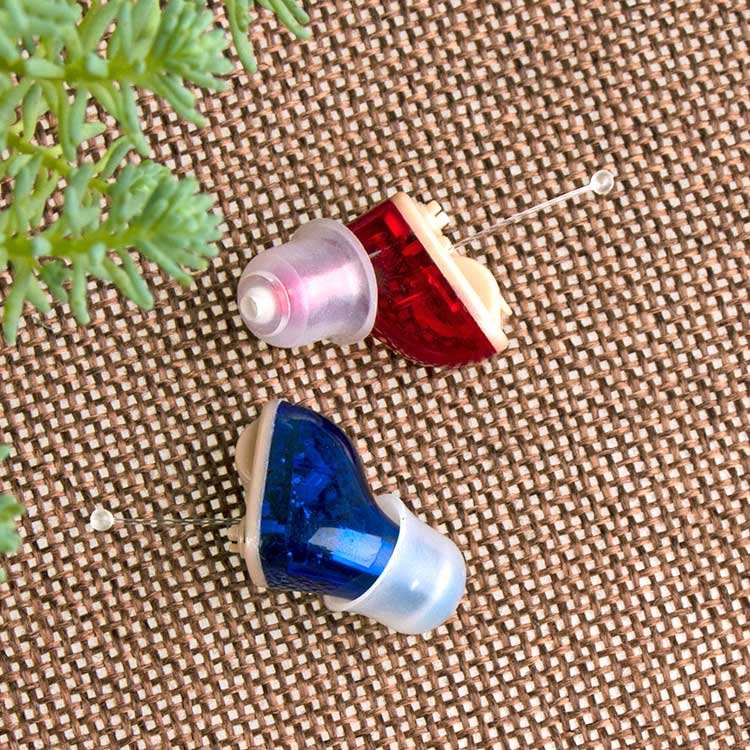 Noise Cancelling Hearing Amplifier Mini Invisible Cic Nano Digital Hearing aid