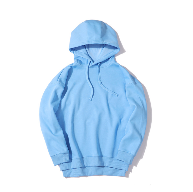 Outdoor Adjustable Drawstring Hood mens hoodies 80% cotton 20% polyester pullover hoodie Women's