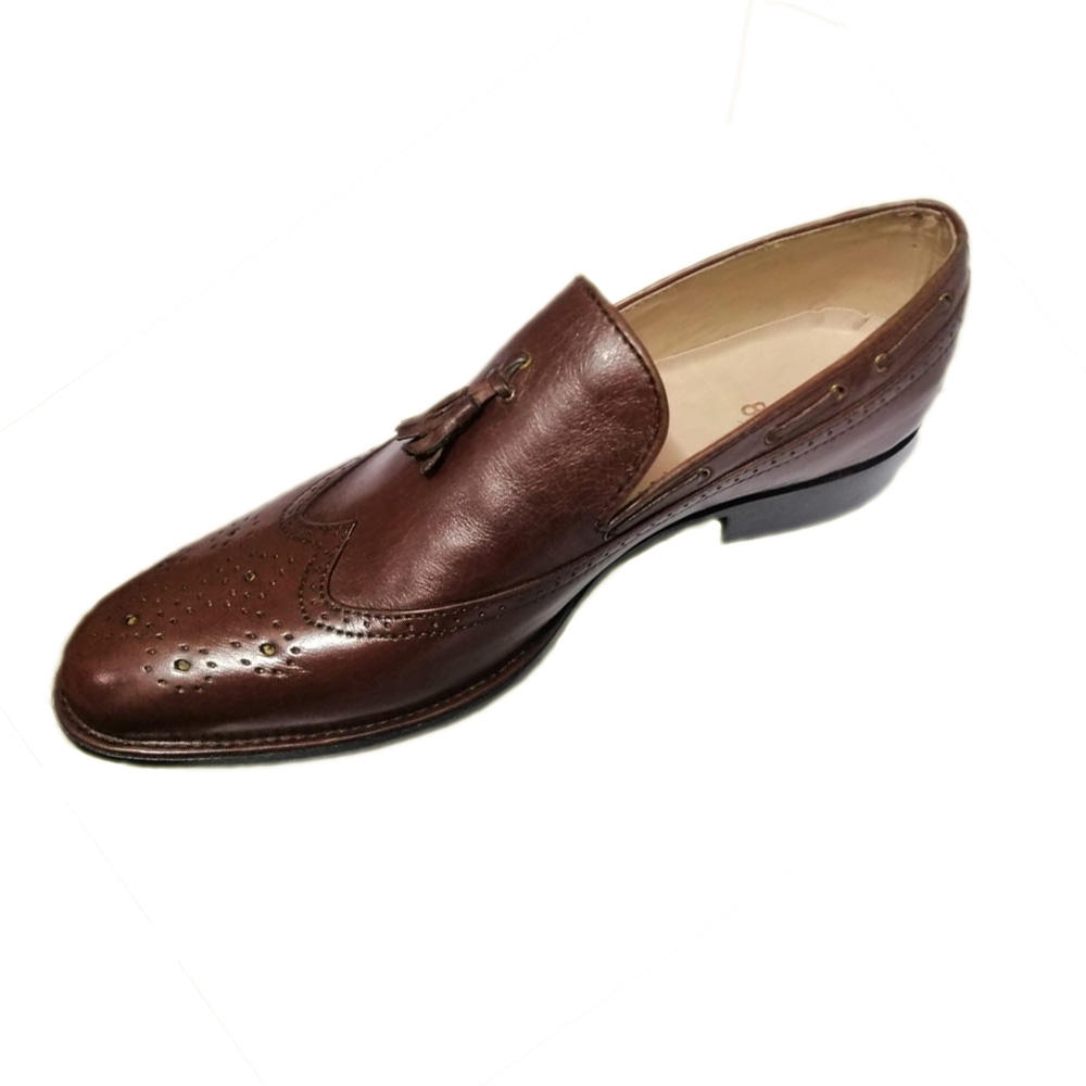 100% Genuine formal wear Leather shoe and Tyre sole shoe for men