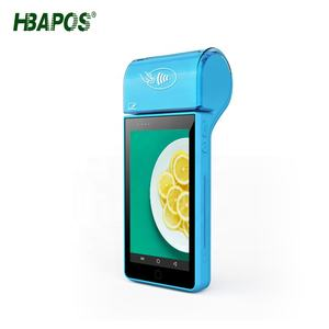4G Android POS + systeem Touch Screen POS Terminal NFC Handheld Kassa China POS Machines