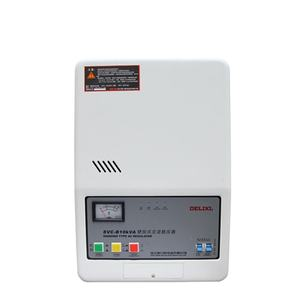 Wall Mount 10KVA Relay Type AC Voltage Regulator Stabilizer