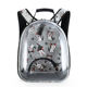 Panoramic travel carrier carrying space pet backpack cat bag