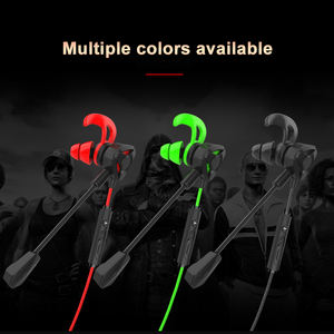 G9 Gaming Earphone For Pubg PS4 CSGO Casque Games Headset 7.1 With Mic Volume Control PC Gamer Earphones