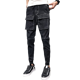 China factory black cotton blend fashion jeans boy casual men jeans trousers skinny jeans men denim