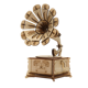 DIY 3D Wooden Gramophone Puzzle Game Children Kids Natural Color Toy Model Building Kits Educational Hobbies Gift 3d puzzle