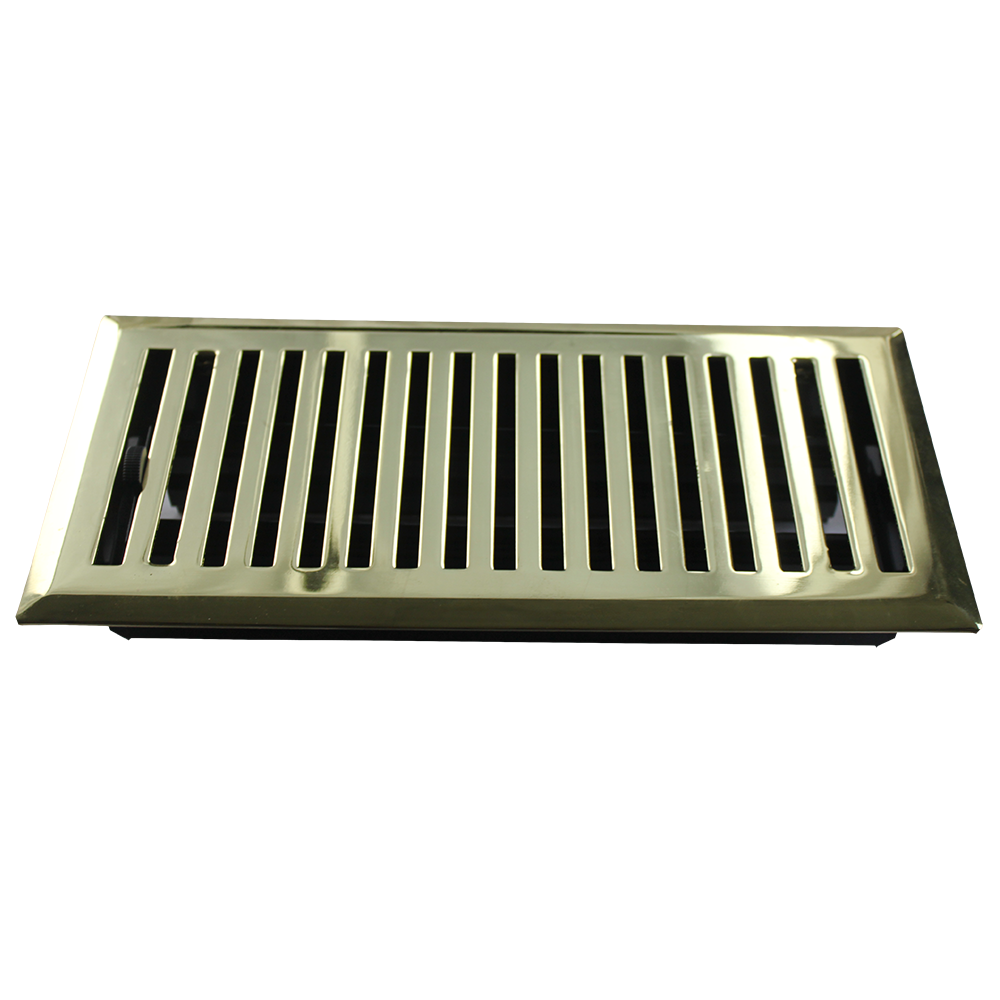 "Aluminum Alloy Rectangular 24/"" X 3/"" Return Air Grille Outlet Vent Cover"