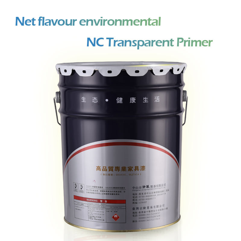 Easy Spraying High Quality NC Clear Wood Primer