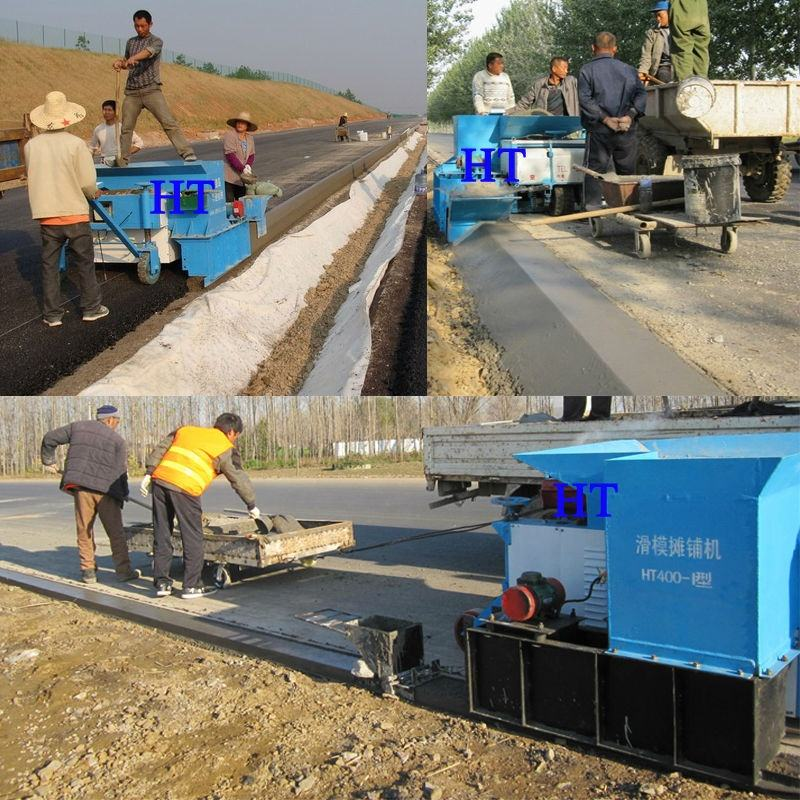Road Concrete Curb Slipform Machine Kerb Stone Slipformer Making Machine Factory Manufacturer