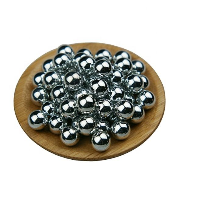 AISI304 Stainless Steel Metal Balls G10-G1000 Grade Stainless Bearing Steel Ball non-Magnetic Steel Balls 22mm 0.866Inch