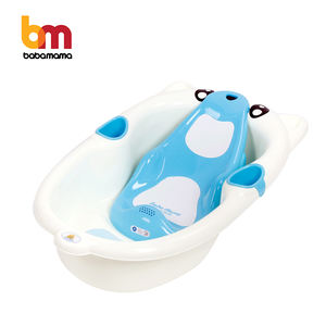 OEM ODM Hot Sell Fashion Wholesale China Customized New Plastic Baby Bath Tub With Stand