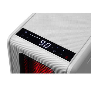 2020 portable simple design white electrical heater for room OEM ODM band