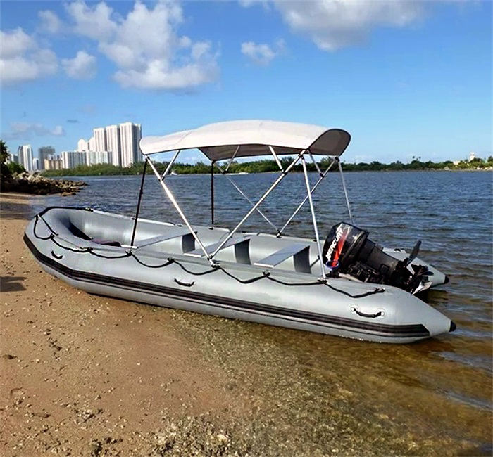 China hot sale folding dingy nautica inflatable boat for sale