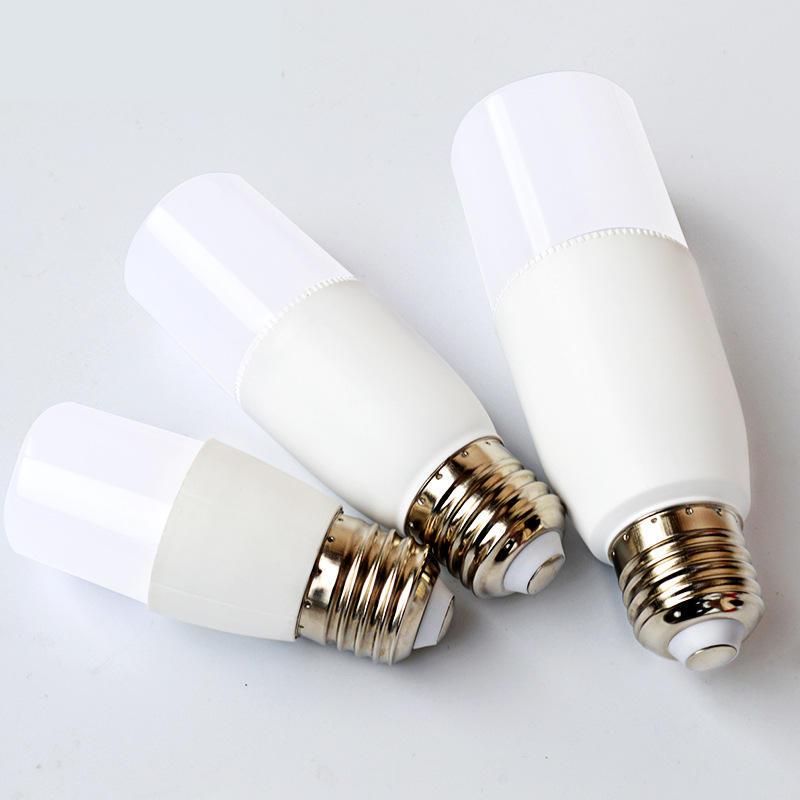 High Power LED Bulb E27 Energy Saving Downlight Household T-Cylinder Bulb Light