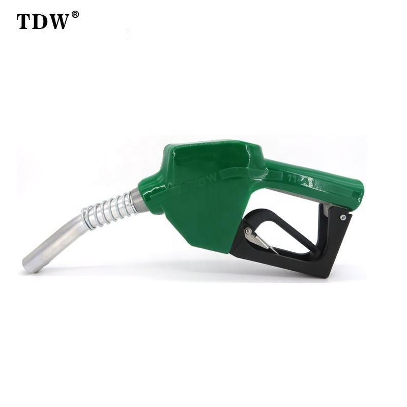 Fuel Dispenser OPW Nozzle TDW 11A Automatic Fuel Nozzle For Gas Station