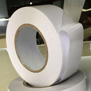 Popular waterproof extra strong tissue envelope double 2 sided sealing adhesive tape