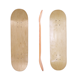 Blank Skateboard Decks Canadian Maple Skateboard Deck Skateboard Deck OEM