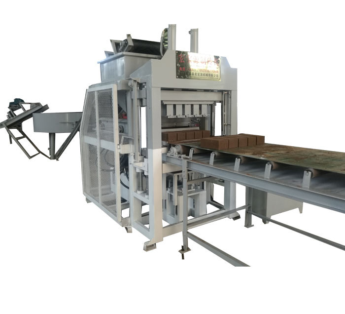 5-10 automatic hollow brick machine/red brick production line/clay brick making plant