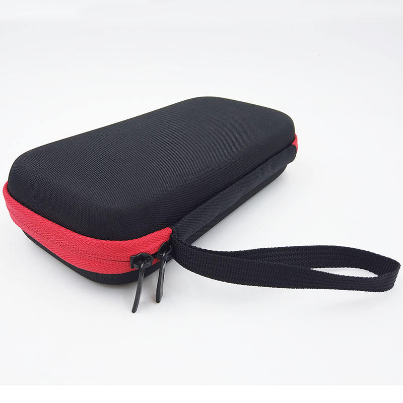 Factory Custom Eva Switch Case Zipper Eva Pouch Switch Carrying Bag