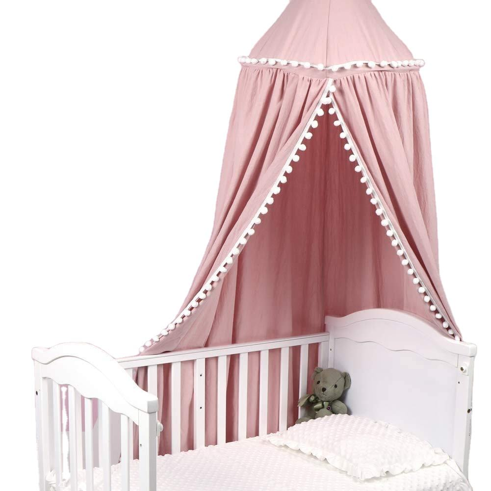 Lovely Dome Children Mosquito Net Cotton Bed Canopies for babies