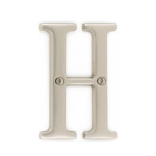 Made in China 4 inch brass hotel apartment door plaque house number plates