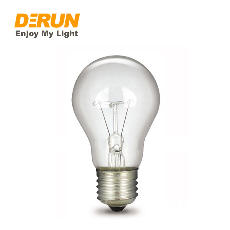 A55 <span class=keywords><strong>Edison</strong></span> Lamp 25W 40W 60W 75W 100W 220V 230V 240V Gloeilamp armatuur Lamp, INC-A Lamp