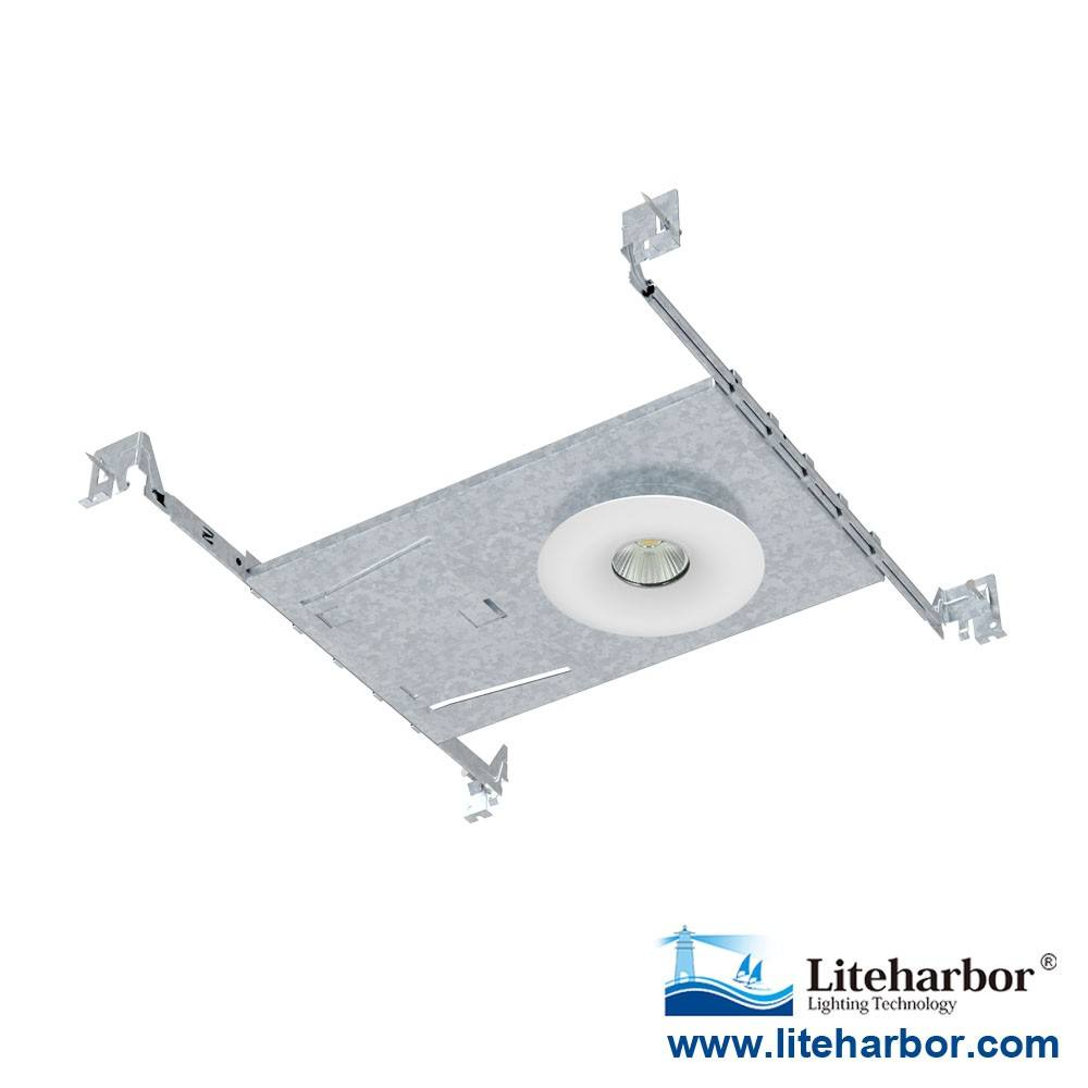 Liteharbor 4 Inch 15W גבוה לום LED Retrofit <span class=keywords><strong>Downlight</strong></span>