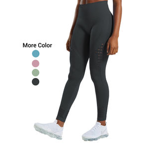80% Nylon 20% Spandex Women Yoga Leggings Sport Workout Fitness Pants