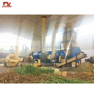 Top Brand Pasture Grass Rotary Drum Drier Dryer Drying Production Line Price